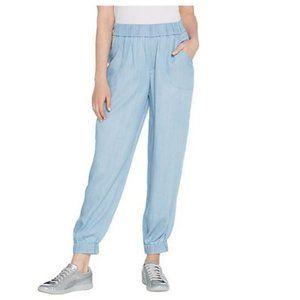 Lisa Rinna Collection Lyocell Jogger Pants 4615